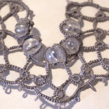 Orkis med perler